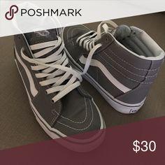 Don't wear Cute high top vans Vans Shoes Sneakers