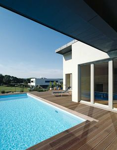 Garten Mit Pool Beistelltisch Luxus Modern | Random | Pinterest | Backyard, Modern  Pools And Dream Pools