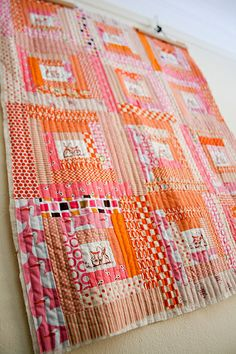 Colour & the quilting