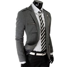 Cool zipper jacket