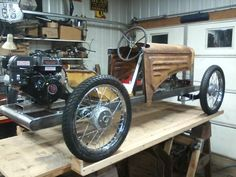 Another cyclekart or tractorkart : CycleKart Tech Forum : CycleKart Forum : The CycleKart Club