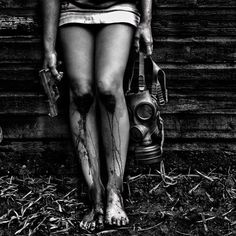 Dark Art Photography | Photography: post-apocalyptic & dark fantasy art – The Survivor, by ...
