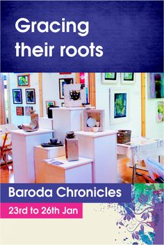 """Vadodara's upcoming artists further add glory to the City of Art by showcasing their works at VadFest. VadFest presents Baroda Chronicles - exhibition of awe-inspiring works created around the concept of """"Vadodara""""."""