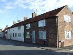 Houses on Long Street, Rudston (C) JThomas