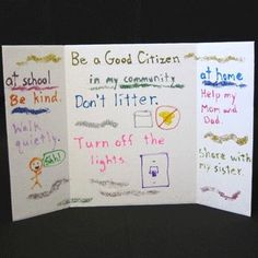 This project would be a good way to assess learning of the content learned in the Community Unit. Students can make their own posters displaying ways they believe they can be good community helpers. 3rd Grade Social Studies, Kindergarten Social Studies, Social Studies Activities, Teaching Social Studies, Student Teaching, Social Studies Communities, Communities Unit, Citizenship Activities, Teaching Citizenship