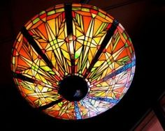 I, quite literally, go weak in the knees for Tiffany lamps!