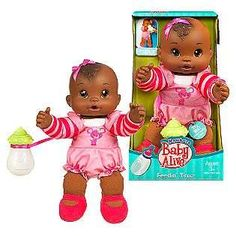 Baby Alive Baby All Better African American Doll By Hasbro 34 47 Help Your Baby Doll Get All Better For Ages 3 A Dolls Accessories Playsets Baby