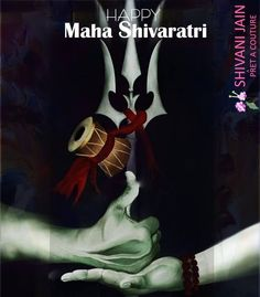 May Lord Shiva shower blessings on all, and give power & strength to everyone. We #wish you all a very Happy Maha #Shivaratri!!