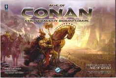 John Kenneth Muir's Reflections on Cult Movies and Classic TV: Board Game of the Week: The Age of Conan (Nexus Ga...