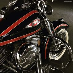 Harley Davidson Motorcycles, Custom Motorcycles, Hd Design, Road King, Gorillaz, Evolution, Bike, Vehicles, Beautiful