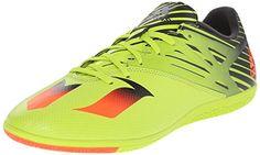 online retailer f5133 e4f05 adidas Performance Mens Messi 15.3 Indoor Soccer Shoe Adidas Indoor Soccer  Shoes, Indoor Soccer Cleats