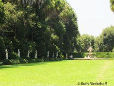 Avenue of Statues, The Huntington, San Marino, California