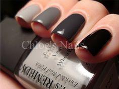 Chloe's Nails: Ombre mani
