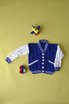 Ravelry: Bomber Jacket pattern by Amy Gunderson