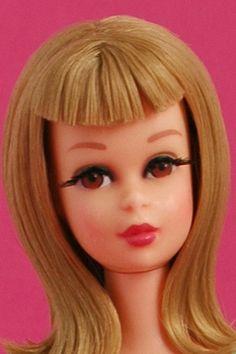 1966 – 2016 Francie Fairchild, Barbie's Modern cousin.