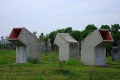 Jinhua Architecture Park Public Toilet