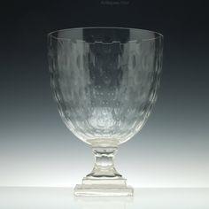 Antiques Atlas - Large 19th Century English Punch Bowl C1860 Punch Bowls, Table Centers, Centre Pieces, American Civil War, Antique Glass, Victorian Homes, Table Centerpieces, Cut Glass, A Table