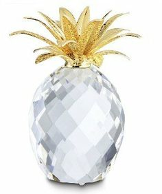 Swarovski Crystal Pineapple