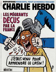 Charlie Hebdo - # 1195 - 17 Juin 2015 - Couverture : Coco