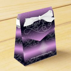 Thank You Halftone Pattern Purple  #thankyou#favorboxes#elegantpurplepartyfavors
