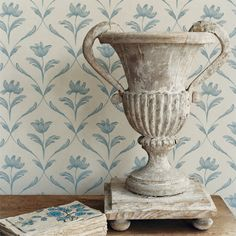 Zoffany - Luxury Fabric and Wallpaper Design | Products | British/UK Fabric and Wallpapers | Sophia (ZGUV06007) | Gustavus Wallpapers