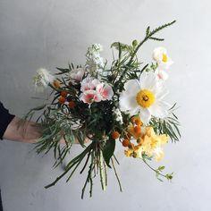 Meet Matilda!! This week's meaningful bouquet