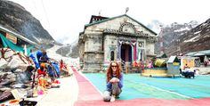 at Kedarnath