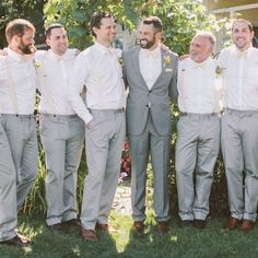 Ideas For Wedding Suits Men Grey Suspenders Gray Tuxedo Wedding, Wedding Men, Wedding Suits, Trendy Wedding, Wedding Ideas, Wedding Rustic, Dream Wedding, Wedding Tuxedos, Wedding Pictures