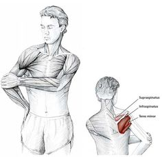 Elbow-out Rotator Stretch - Common Neck & Shoulder Stretching Exercises | FrozenShoulder.com