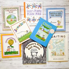 Who is your favorite children's book author? We love anything and everything Kevin Henkes writes! Here are just a few favorites from his extensive collection.