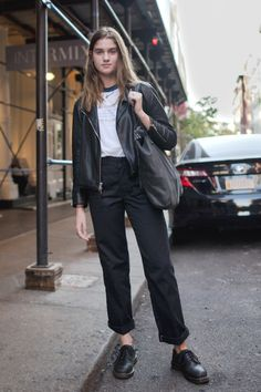【ELLEgirl】Irena(19)/学生|【STREET STYLE】ニューヨークスナップ|エル・ガール・オンライン