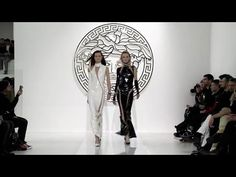 ▶ Versace Fall/Winter 2013 Full Show   EXCLUSIVE - YouTube