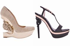 I want the black heel!
