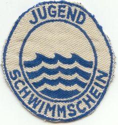 Frei-, Fahrten- und Jugendschwimmer Abzeichen