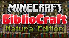 BiblioCraft: BiblioWoods Natura Edition Mod 1.11.2/1.10.2 is an addon for the mods of interior decorations – BiblioCraft in Minecraft. It has used for the purpose of combining the quality of woods appearing in the mod of nature and trees Natura. Some kinds of wood have appeared in the nature of...