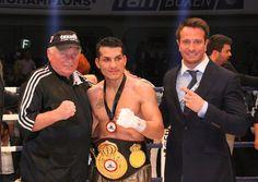 Jack Culcay hat seine Chance genutzt und ist neuer Interims-Weltmeister des Weltverbandes WBA!