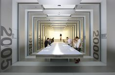 The Infinite Gallery : Great Architecture Idea of Harley Davidson Office Design Museum Exhibition Design, Exhibition Room, Exhibition Display, Design Museum, Exhibition Ideas, Exhibition Stands, Display Design, Booth Design, Bmw Museum