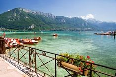 Thinking about a Lake Annecy holiday? Here's our favourite things to do at Lake Annecy, France, about an hour from Geneva and two hours from Lyon. Dream Vacations, Vacation Spots, Places To Travel, Places To See, Innsbruck, Lake Annecy, Annecy France, Hallstatt, Madrid