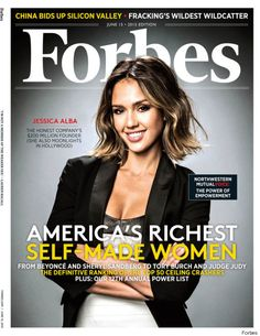 jessica alba forbes cover |subtle highlights