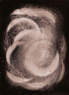 Scanner Drawing #2. 2010  Orbital hand sander on scanner, digital c-print  Dimensions Vary