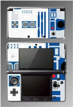 Star War R2-D2 Design Decal Game Vinyl Decal Cover Skin Protector #15 for Nintendo 3DS  ------------------------- Games 24 Hour Deals  Buy Five Star Products With Up To 90% Discount