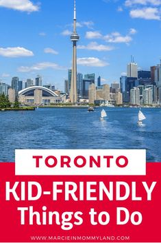 Heading to Toronto with kids? Find out the top kid-friendly things to do in Toronto, Canada for kids of all ages. #toronto #canada