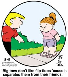 family circus comic