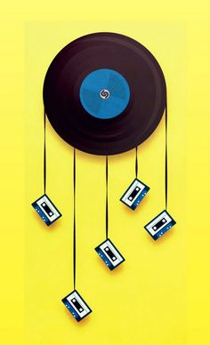shazam musiccatcher. #musicart #music #records #vinyl #recordart http://www.pinterest.com/TheHitman14/for-the-record/