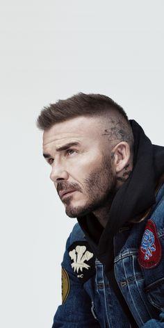 Celebrity, footballer, David Beckham, 1080x2160 wallpaper Cabelo David Beckham, Estilo David Beckham, David Beckham Style, Mens Hairstyles With Beard, Undercut Hairstyles, Hair And Beard Styles, Haircuts For Men, Hair Styles, David Beckham Tattoos