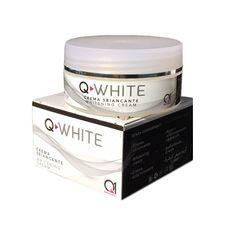 Q-WHITE Microemulsione per le macchie della pelle