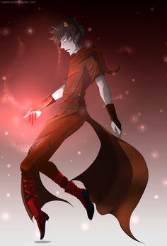 The Seer of blood by Kamik91.deviantart.com on @deviantART