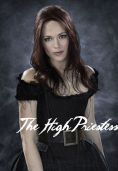 The High Priestess ~ Sleepy Hollow