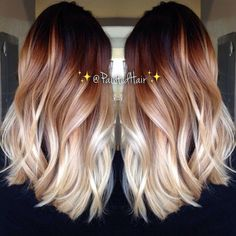 Brown-to-Blond-Ombre-Hair
