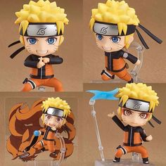 From the popular anime series 'Naruto Shippuden' comes a Nendoroid of the main character Naruto Uzumaki! With the ending of one of the greatest anime's being brought unwillingly upon all us fans we present to you the newest nendoroid #682 be sure to grab this excellent nendoroid before it runs out! http://ift.tt/2cWxv0C